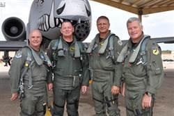 125名退役官兵重回美國空軍 成效普通