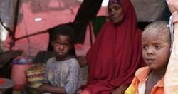 索马利亚有420万人须援助 专家盼遏制气候变化影响