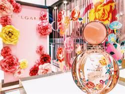 寶格麗微風南山打造快閃店 玫瑰金漾限量香氛登場