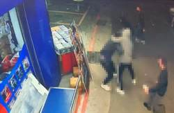 影》光華商場喋血案 警方逮捕1名持刀少年