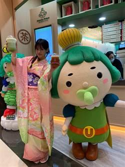 日飲專賣店「茶茶小王子微風南山」今日正式開業