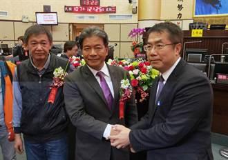 台南市议会霹雳火 谢龙介:阻郭信良当议长藏镜人是他