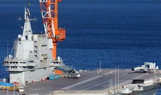 完成4次海試 陸首艘自製航母4月可望服役