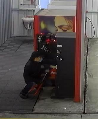 竊車又偷洗車場錢幣 北部3嫌落網
