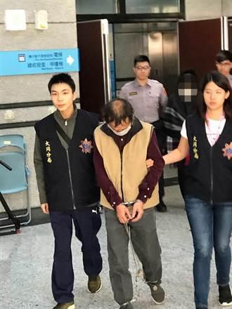 澳籍廚師剛出獄又行竊 都被同一警察抓到送監獄