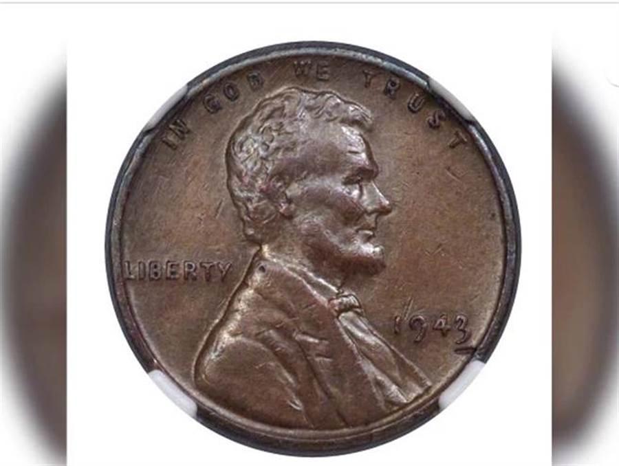 找零收到二戰稀有銅板 放72年拍賣價上看6千萬(圖翻攝自/紐約郵報)
