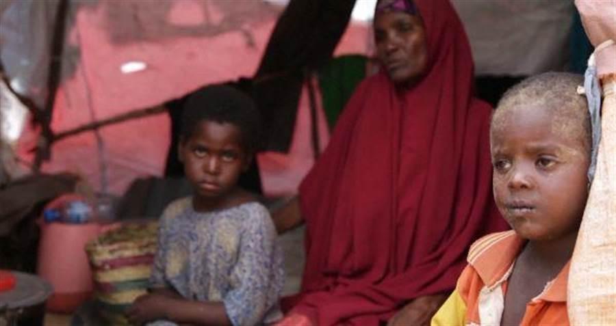 索馬利亞有420萬人須援助 專家盼遏制氣候變化影響