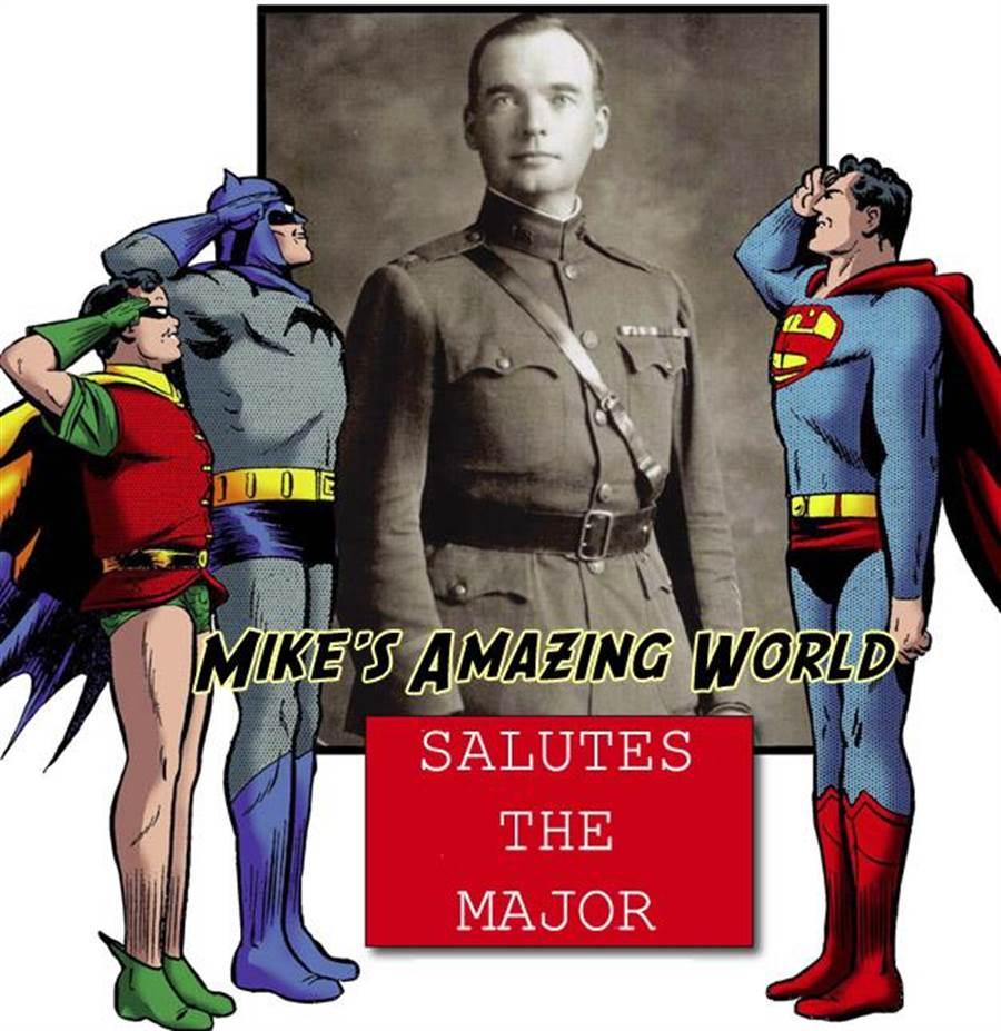 尼克森是個優秀的軍人、點子王,也是漫畫出版業的前輩,他的國家聯盟漫畫,就是後來DC漫畫的前身。(圖/wearethemighty)