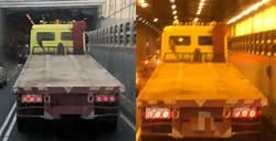 進過港隧道見貞子攀車後 駕駛憶「曾有斷頭車禍」