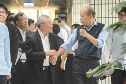 向蘇揆喊話 韓國瑜籲中央承諾給高雄的補助不能少