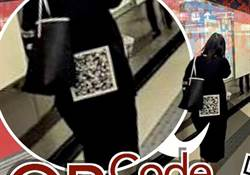 婦臀部上出現「QR Code」 網好奇:能掃嗎?