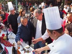 高雄烏魚子佐酒料理賽將登場 7家飯店今先示範暖身