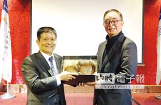 台中市亞太經營家協會 特邀麗明營造董座演講