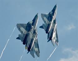 俄國夢!獵殺美F-35+F-22  蘇-57大升級