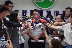 陳吉仲接農委會主委 張子敬升環保署署長