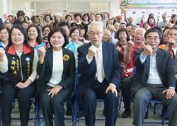 吳敦義:先規畫黨內競選機制 再談選總統