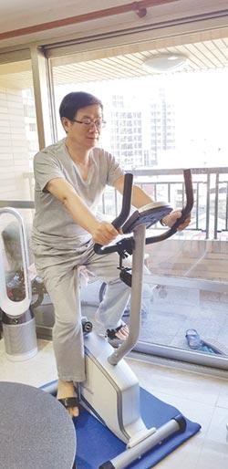 健康有術-康和證券投資總監廖繼弘 維持規律、勤勞、堅持生活步調