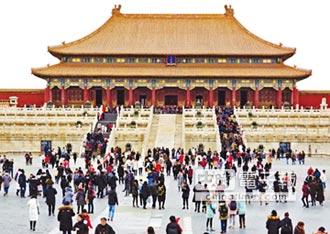 600歲北京故宮 變身網紅