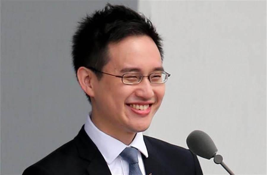 图为我驻美代表处政治组长赵怡翔。(图/中时资料照)