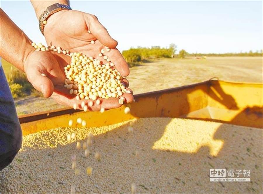 一公頃的田地可以生產出2500公斤的黃豆,產值高達9萬5千元,是稻米的2倍。