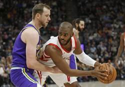 NBA》陣容可望完整!火箭主帥:保羅兩周後復出