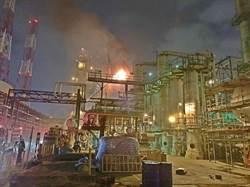 信昌林園廠反應槽燃燒排汙 遭停工罰款百萬