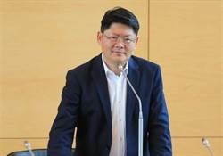 交通部政次 前中市府建設局長黃玉霖接任