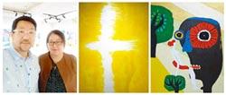 色畫廊 帶藝術進淡海