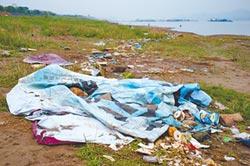 陸河湖塑膠微粒汙染 破壞生態