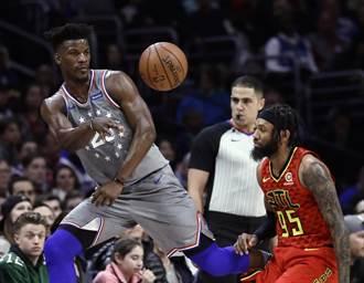 NBA》火箭盼七六人先簽後換得到巴特勒