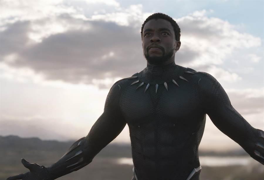 《黑豹》推出後一片好評,獲權威網站《爛番茄》選為2018年大範圍上映電影第一名。(資料照片)