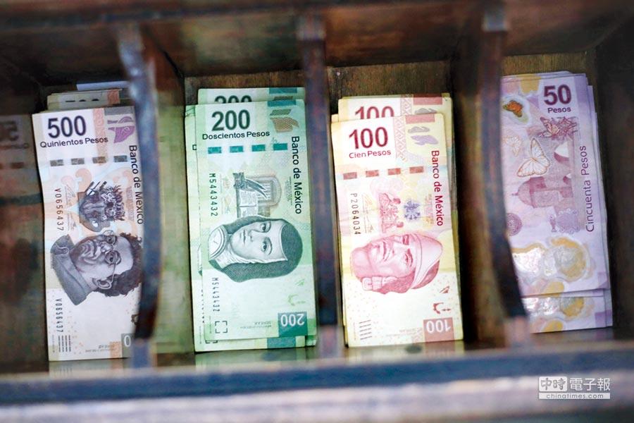 墨西哥調高最低工資圖╱路透
