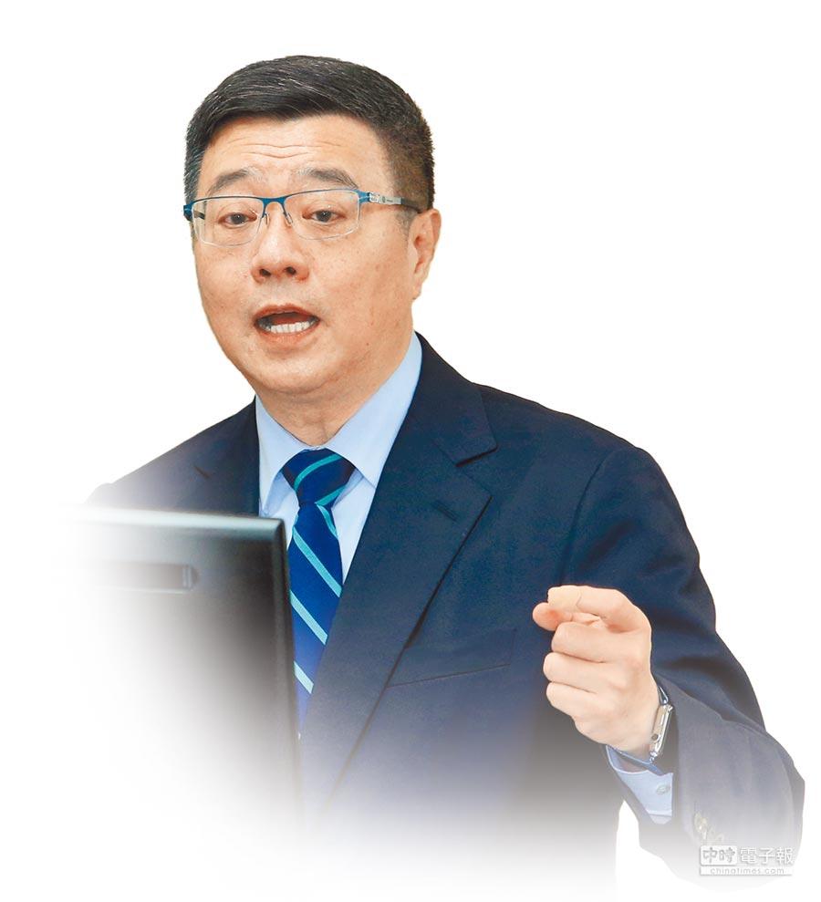 民進黨主席 卓榮泰