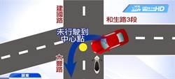 轉彎注意! 岔路提早左轉司機有5%肇責