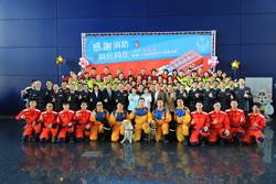 中市慶119消防節 盧秀燕:重視打火弟兄權益及消防裝備