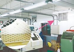 庫林吊頂式空氣清淨機 改善加工廠空污