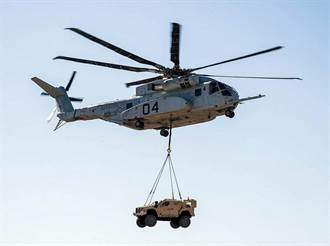 技術問題多 美種馬王直升機要發揮初始戰力還早