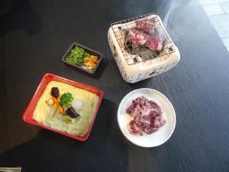 ZEBRA炭烤和牛丼飯飄時尚潮味