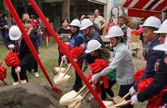 龍海國小校舍重建盧秀燕:以媽媽角度看待 安全最重要