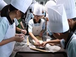 花蓮高職、國中合作職涯體驗不用靠想像