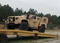 悍馬退役 JLTV越野車登場 美軍第三步兵師首先換裝