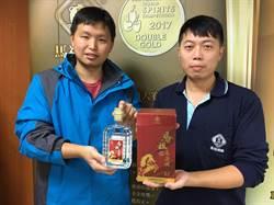 馬祖酒廠 首度生產大陸專賣酒