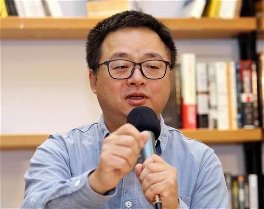 羅文嘉即將接任民進黨秘書長。(資料照,范揚光攝)