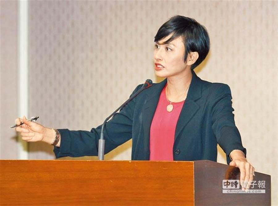 民進黨立委邱議瑩。(資料照,姚志平攝)
