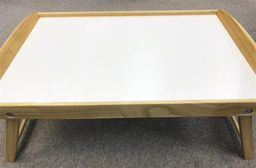 床上托盤價值1499日圓(約新台幣430元)(圖片取自/Soranews24)