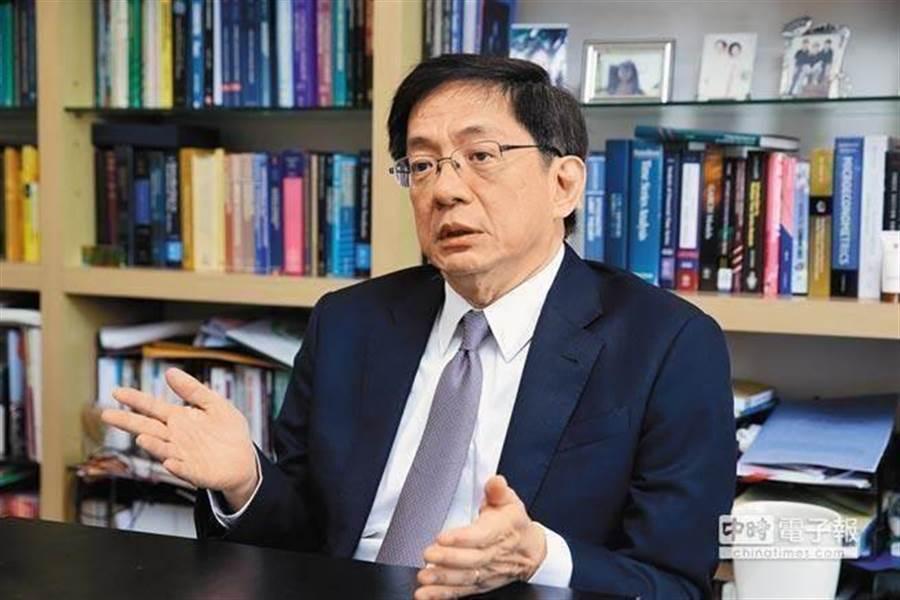 新任台大校長管中閔上任一周,就遭監察院以違法兼職彈劾 (圖/本報資料照)
