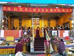 行動佛殿27站到港都  千人參與「觀音法會」