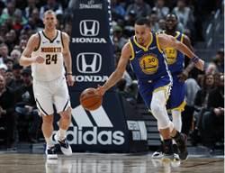 NBA》勇士首節狂砍51分 打爆西區龍頭金塊