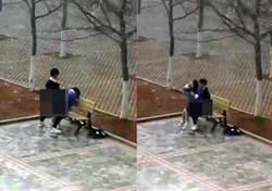 學生情侶忘情活春宮 校園助「性」長椅瞬間爆紅