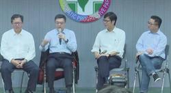 民進黨中生代接班 鄭文燦:身材可以變、理想不能變